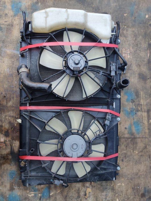 Радиатор Honda Odyssey RB1 K24A (б/у)
