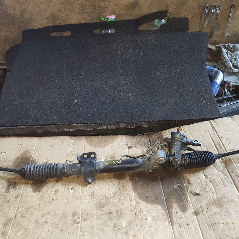 Рулевая рейка Nissan Bluebird Sylphy QNG10 QG18 (б/у)