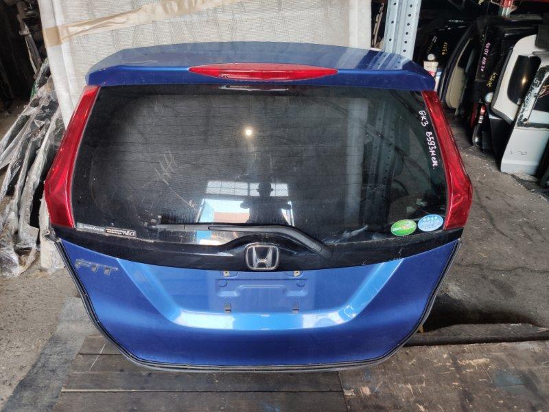 Дверь 5-я Honda Fit GK3 (б/у)