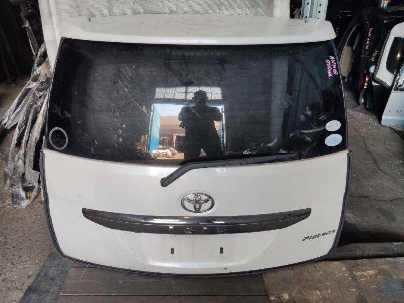 Дверь 5-я Toyota Isis ANM10 (б/у)