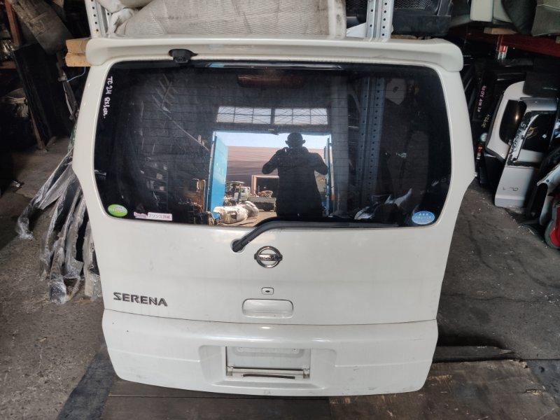 Дверь 5-я Nissan Serena TC24 (б/у)