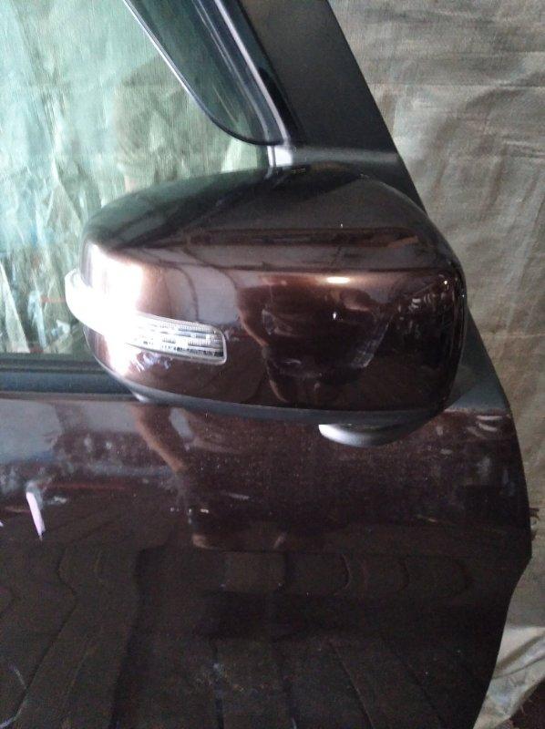Зеркало Nissan Dayz Roox B21A переднее правое (б/у)