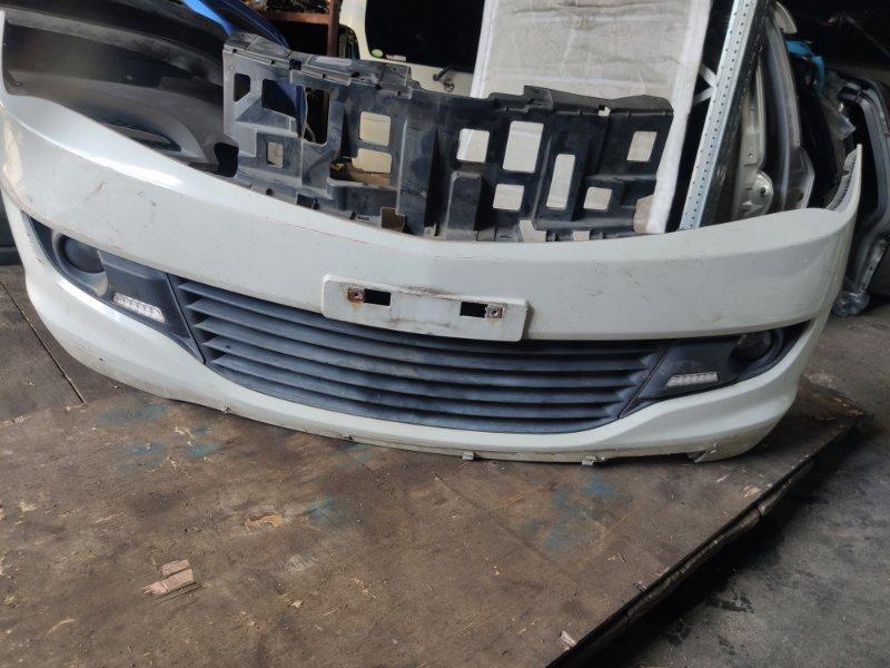 Бампер Suzuki Solio MA15S передний (б/у)