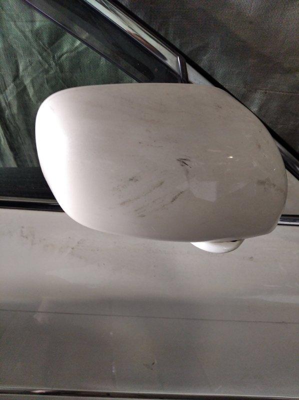 Зеркало Toyota Crown GRS184 переднее правое (б/у)