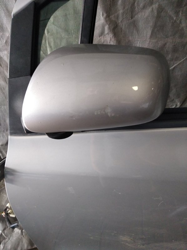 Зеркало Toyota Vitz SCP90 переднее левое (б/у)