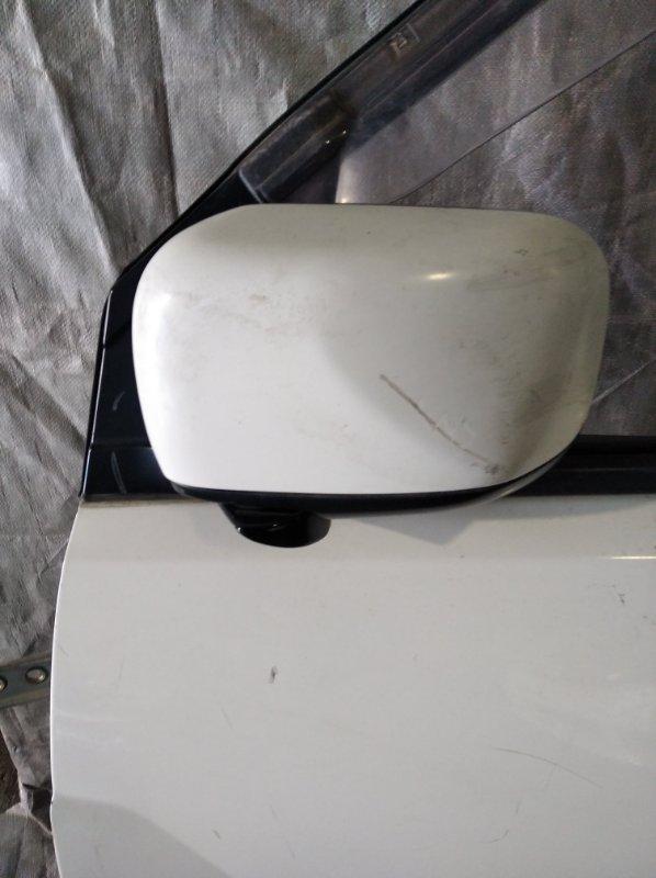 Зеркало Mitsubishi Dingo CQ2A переднее левое (б/у)