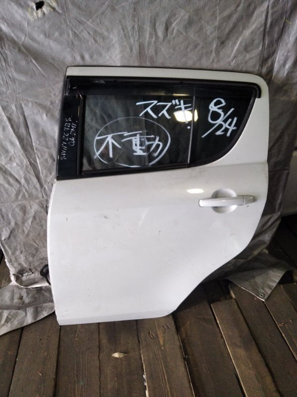 Дверь Suzuki Swift ZC72S задняя левая (б/у)