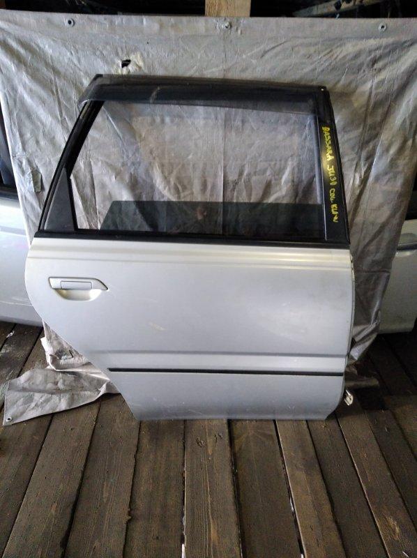 Дверь Nissan Bassara JU30 задняя правая (б/у)