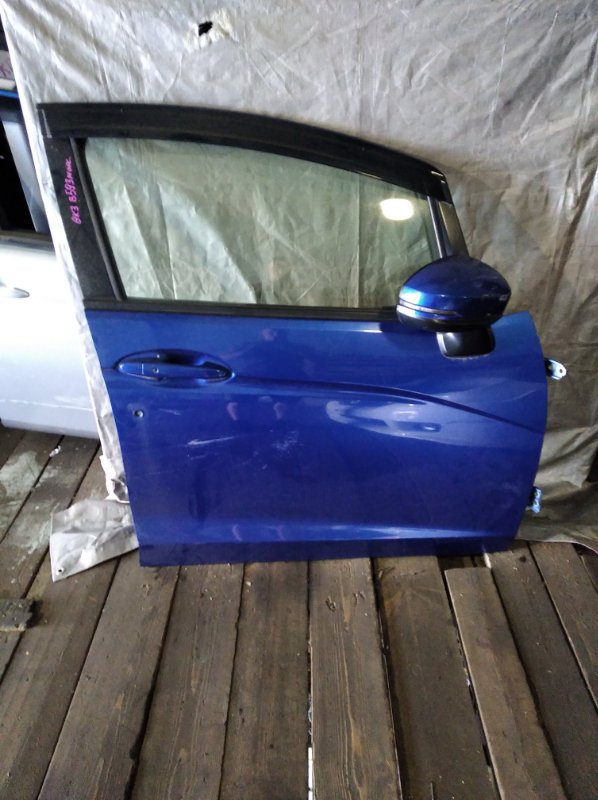 Дверь Honda Fit GK3 передняя правая (б/у)