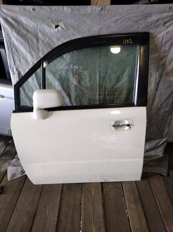 Дверь Honda Mobilio Spike GK2 передняя левая (б/у)