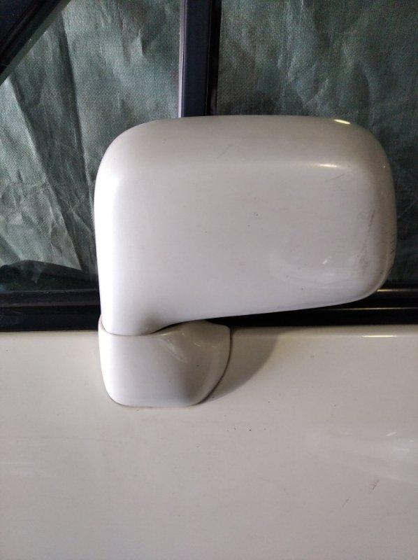 Зеркало Honda Mobilio Spike GK2 переднее левое (б/у)