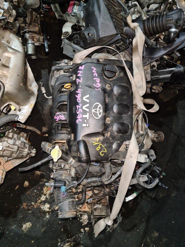 Двигатель Toyota Vitz NCP95 2NZ (б/у)