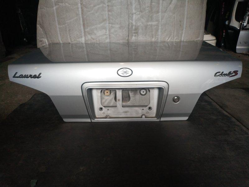 Крышка багажника Nissan Laurel C35 (б/у)
