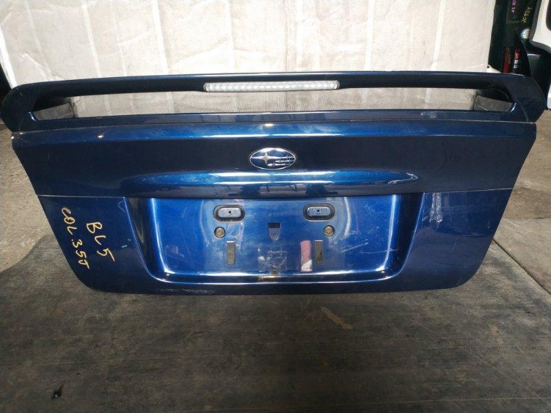 Крышка багажника Subaru Legacy BL5 (б/у)
