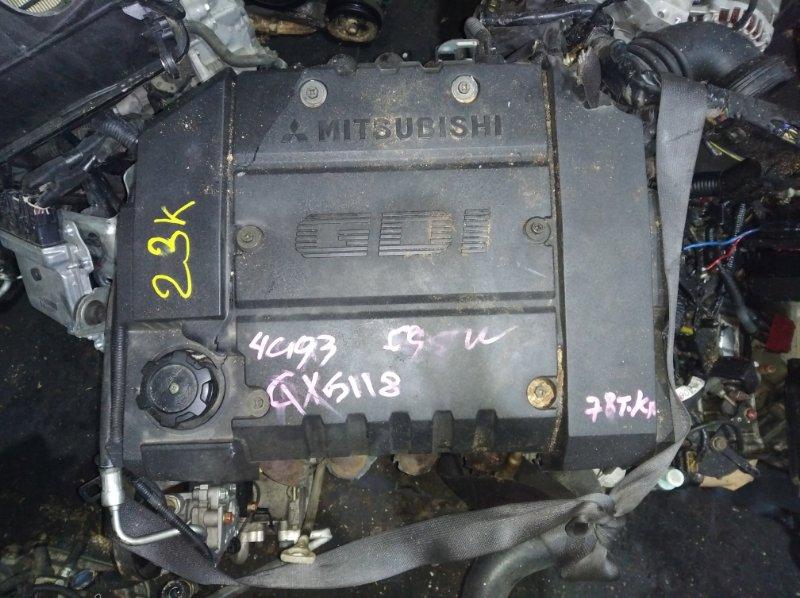 Двигатель Mitsubishi Lancer Cedia CS5W 4G93 (б/у)