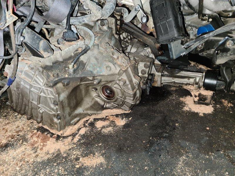 Акпп Toyota Opa ZCT15 1ZZ (б/у)