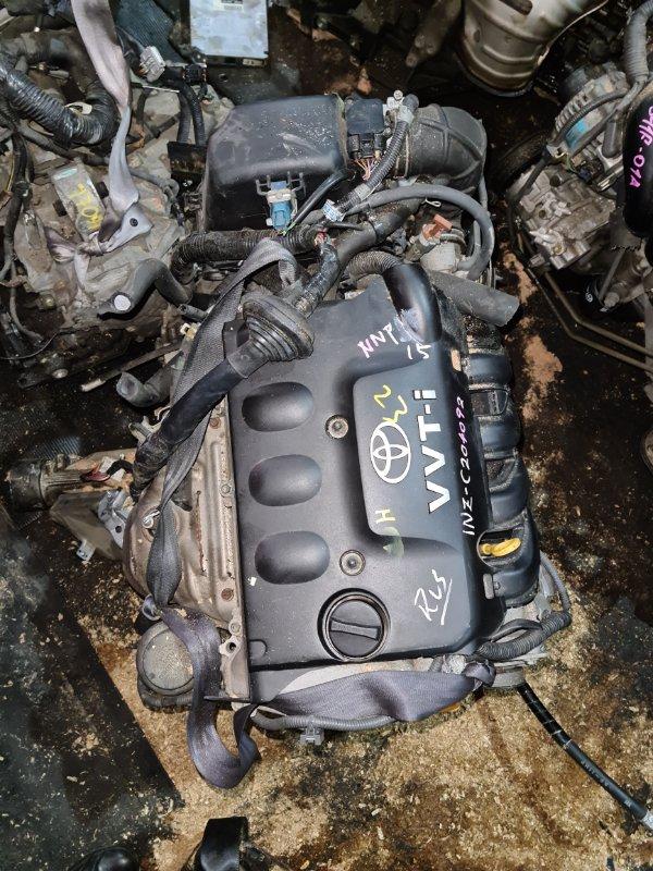 Двигатель Toyota Porte NNP15 1NZ (б/у)