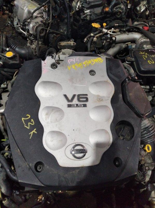 Двигатель Nissan Fuga PY50 VQ35 (б/у)