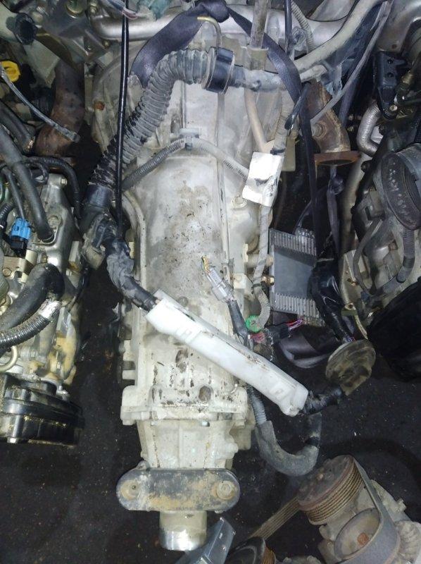 Акпп Nissan Fuga PY50 VQ35 (б/у)