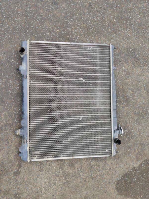 Радиатор охлаждения Nissan Terrano R50 (б/у)