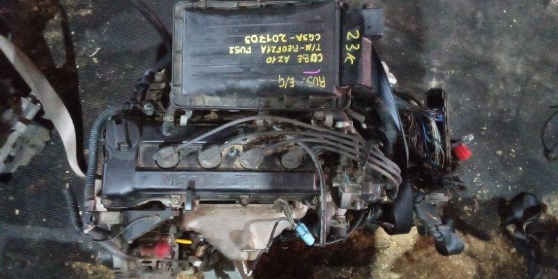 Двигатель Nissan Cube AZ10 CGA3DE (б/у)