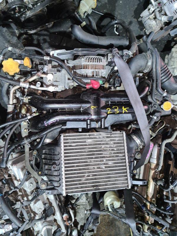 Двигатель Subaru Legacy BL5 EJ20YD 2005 (б/у)