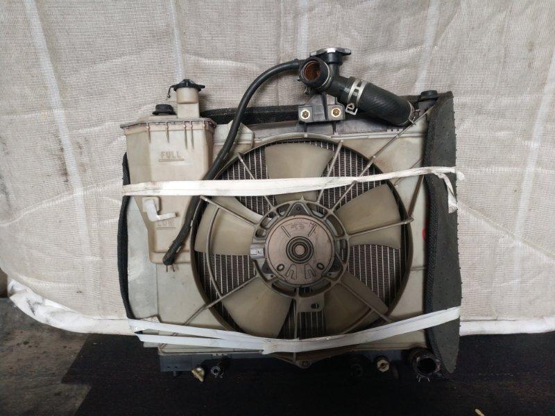 Радиатор охлаждения Toyota Funcargo NCP20 (б/у)
