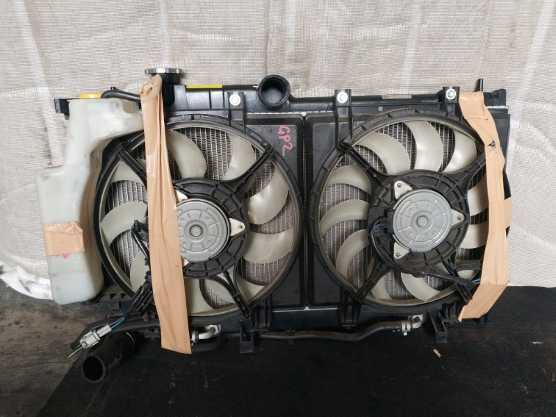Радиатор охлаждения Subaru Impreza GP2 (б/у)