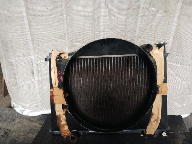 Радиатор охлаждения Mazda Sentia HD5S (б/у)