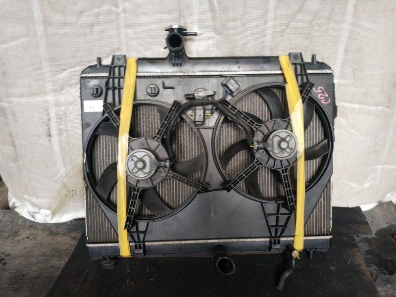 Радиатор охлаждения Nissan Serena C25 (б/у)