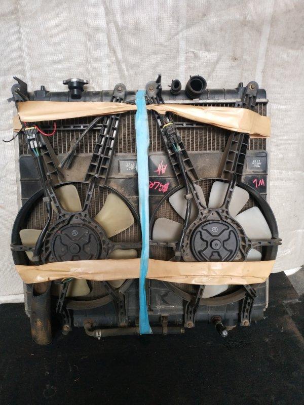 Радиатор охлаждения Mazda Bongo Friendee SGLR WL (б/у)