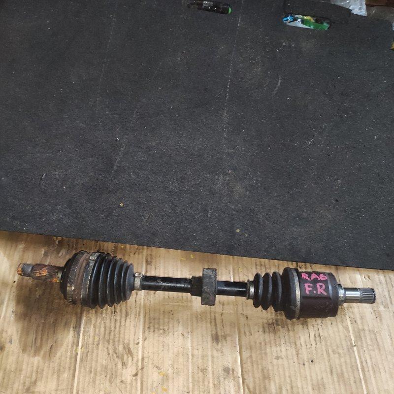 Привод Honda Odyssey RA6 F23A передний правый (б/у)