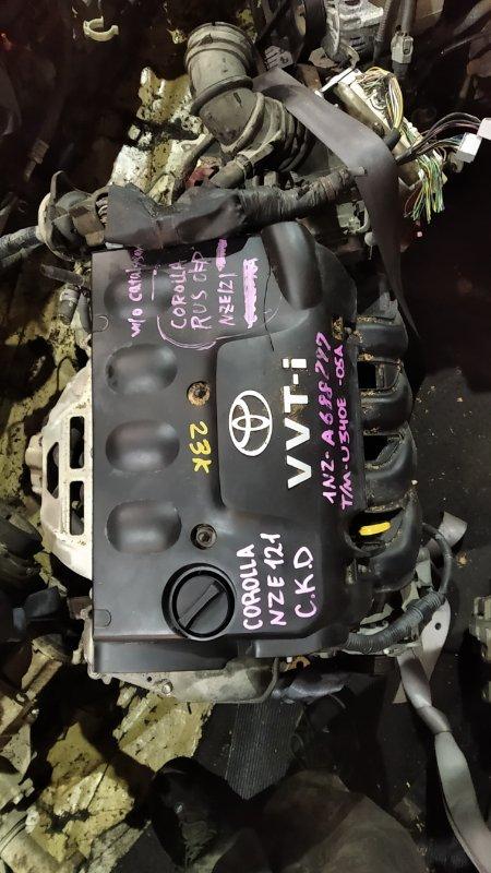 Двигатель Toyota Corolla NZE121 1NZFE (б/у)