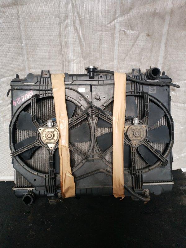 Радиатор охлаждения Nissan Serena PNC24 (б/у)