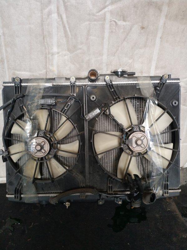 Радиатор охлаждения Honda Odyssey RA7 (б/у)