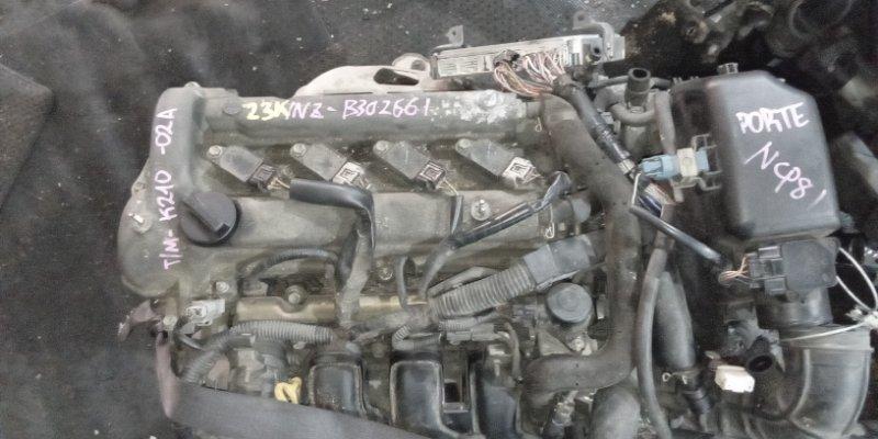 Двигатель Toyota Sienta NCP81 1NZFE (б/у)