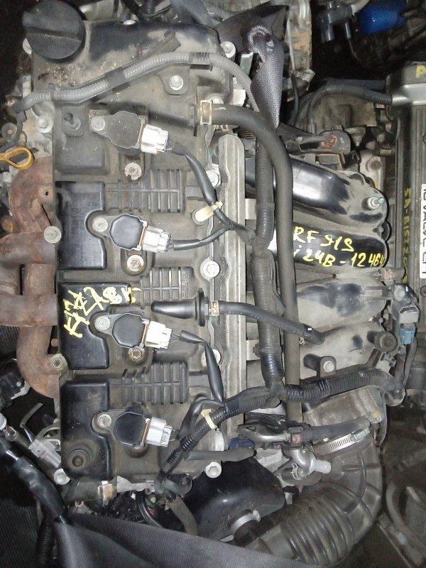 Двигатель Suzuki Kizashi RF91S J24B (б/у)