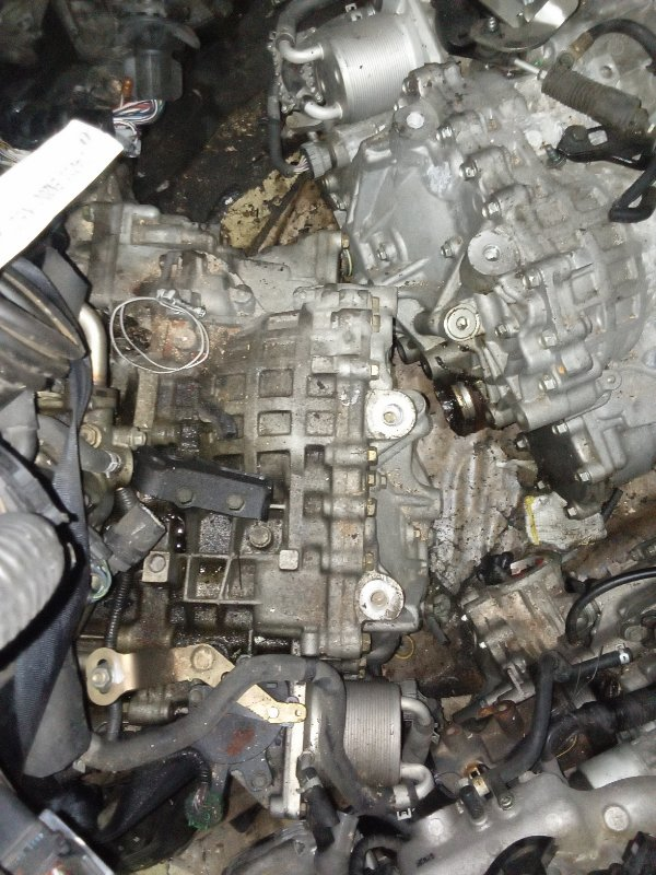 Акпп Nissan Lafesta NB30 MR20 (б/у)
