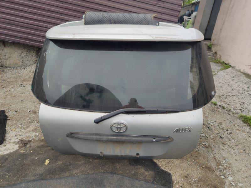Дверь 5-я Toyota Allex NZE121 (б/у)