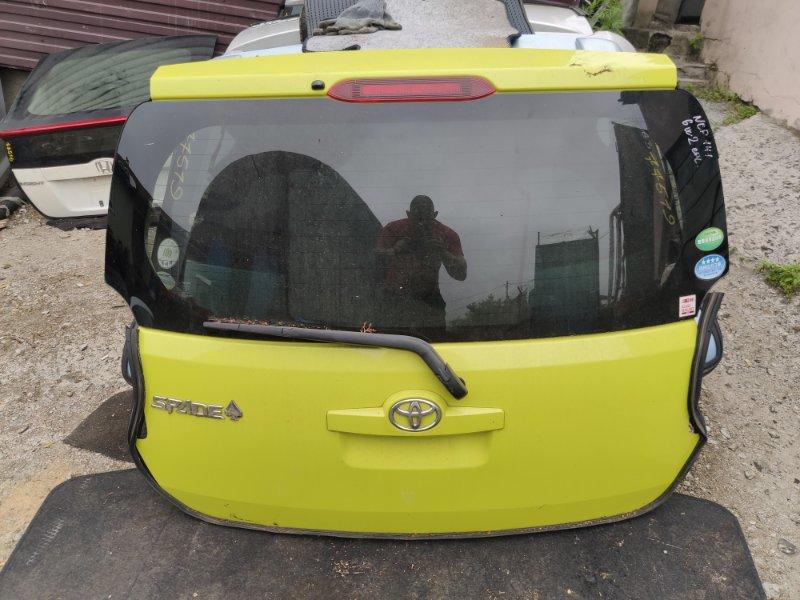 Дверь 5-я Toyota Spade NCP141 (б/у)