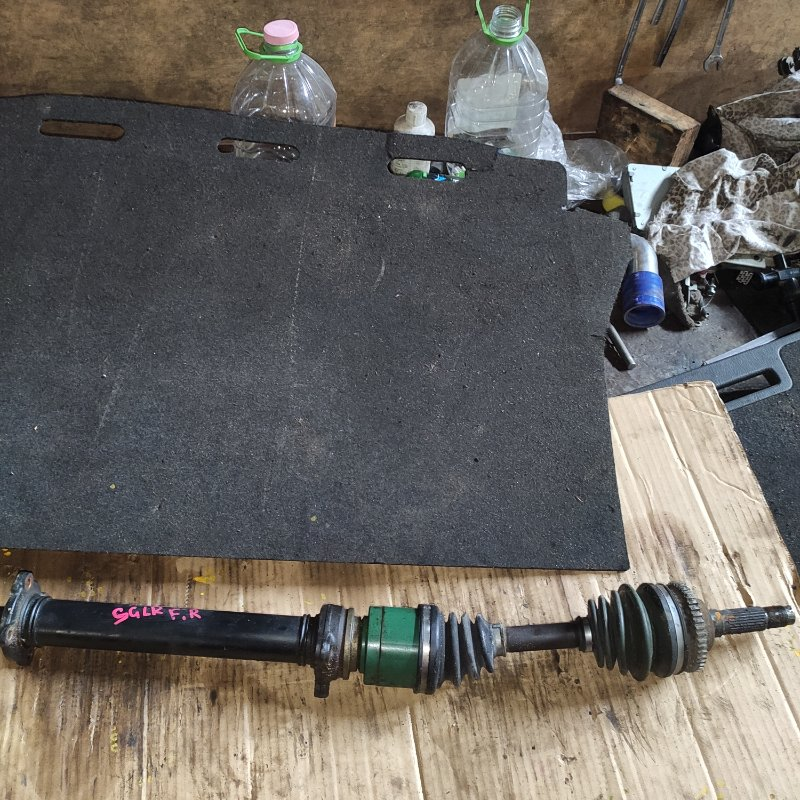 Привод Mazda Bongo Friendee SGLR WL передний правый (б/у)