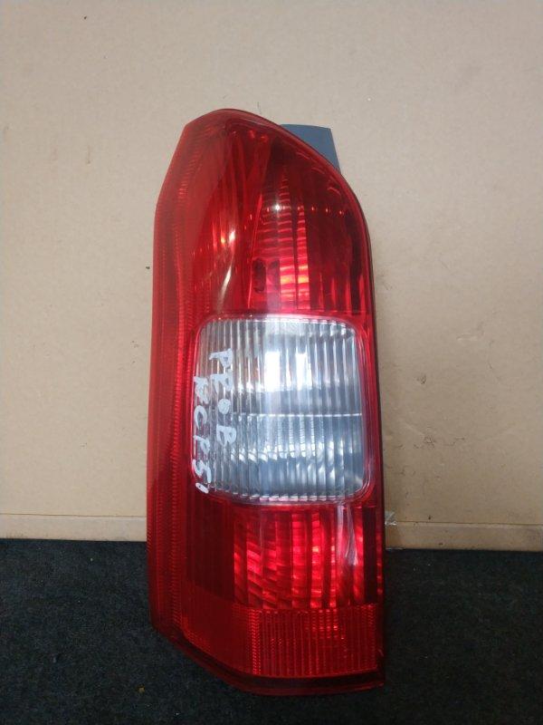 Стоп-сигнал Toyota Probox NCP51 задний левый (б/у)