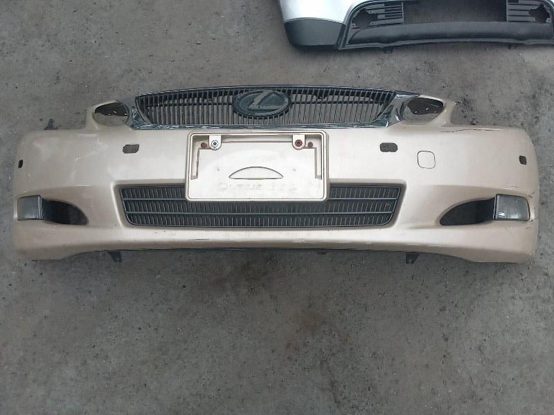 Бампер Lexus Gs450H GWS191 передний (б/у)