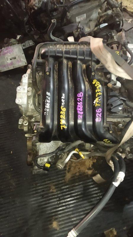 Двигатель Nissan Serena C26 MR20 (б/у)