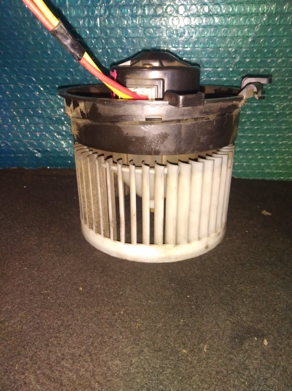Мотор печки Nissan Lafesta B30 (б/у)