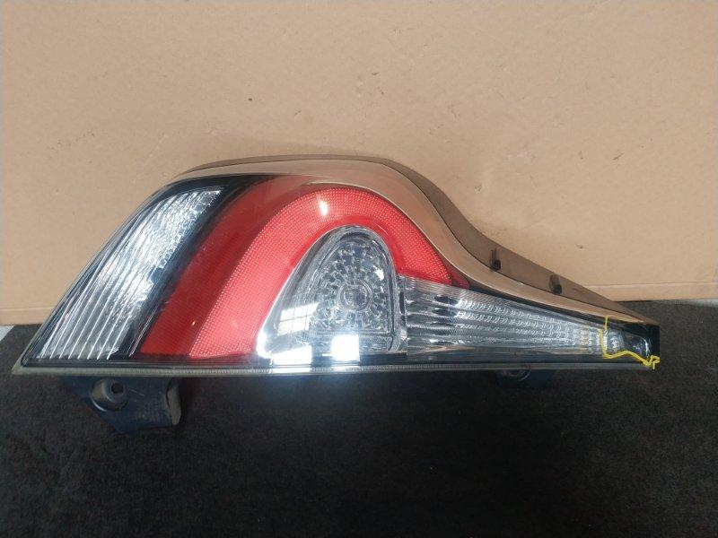 Стоп-сигнал Toyota Aqua NHP10 передний левый (б/у)