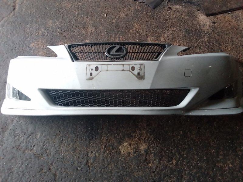 Бампер Lexus Is250 GSE20 4GR передний (б/у)
