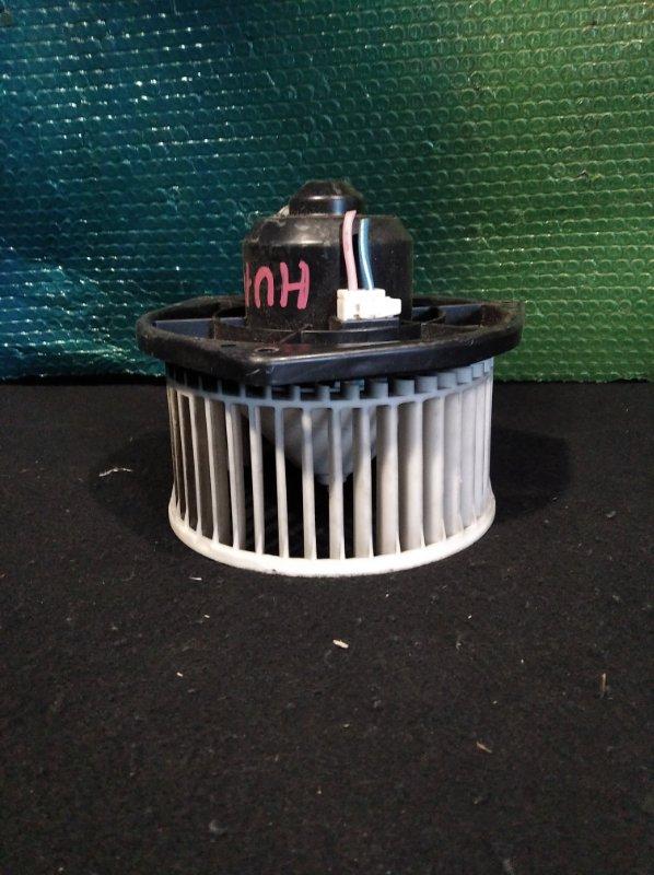 Мотор печки Nissan Bluebird HU14 (б/у)