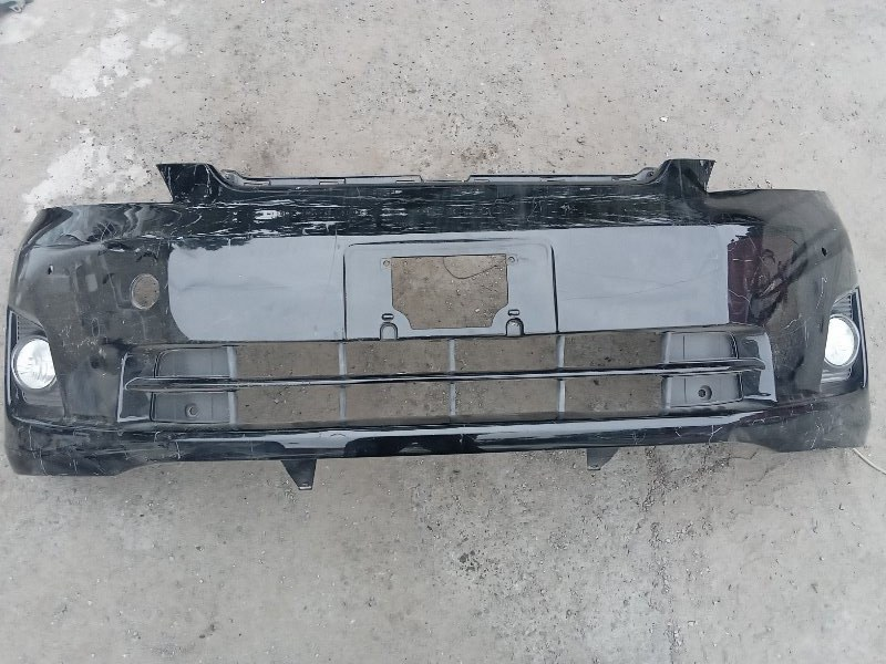 Бампер Toyota Vellfire ANH25 передний (б/у)