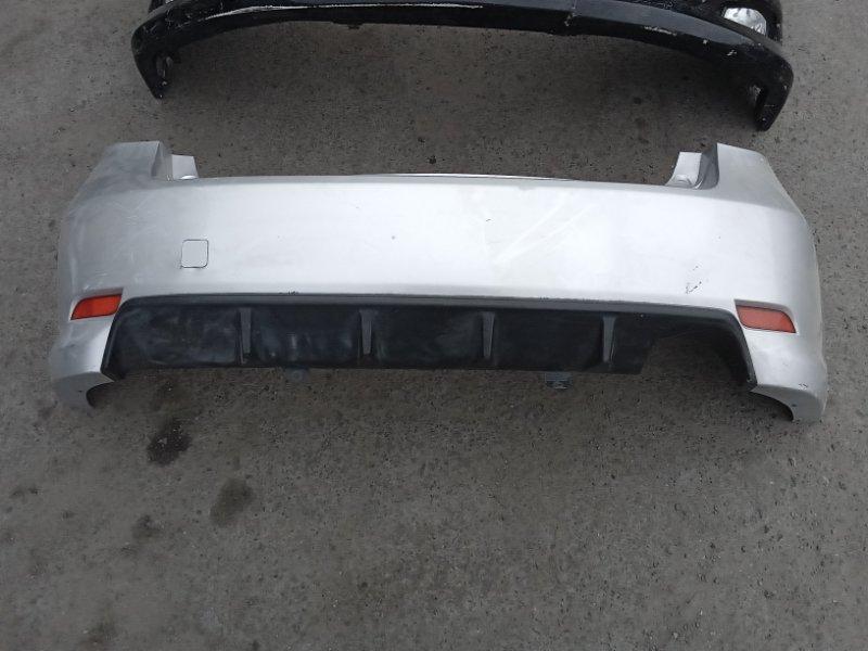 Бампер Subaru Impreza GH7 задний (б/у)